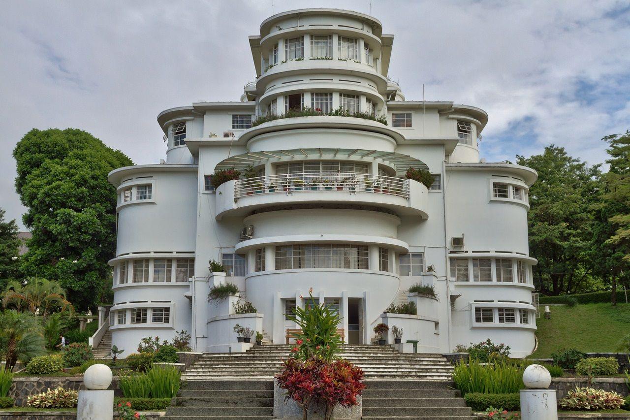Bandung arquitectura bauhaus arquitectura