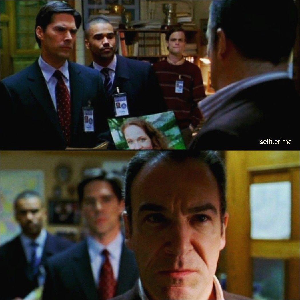 "Season 1, Episode 1 ""Extreme Aggressor"" Criminal minds"