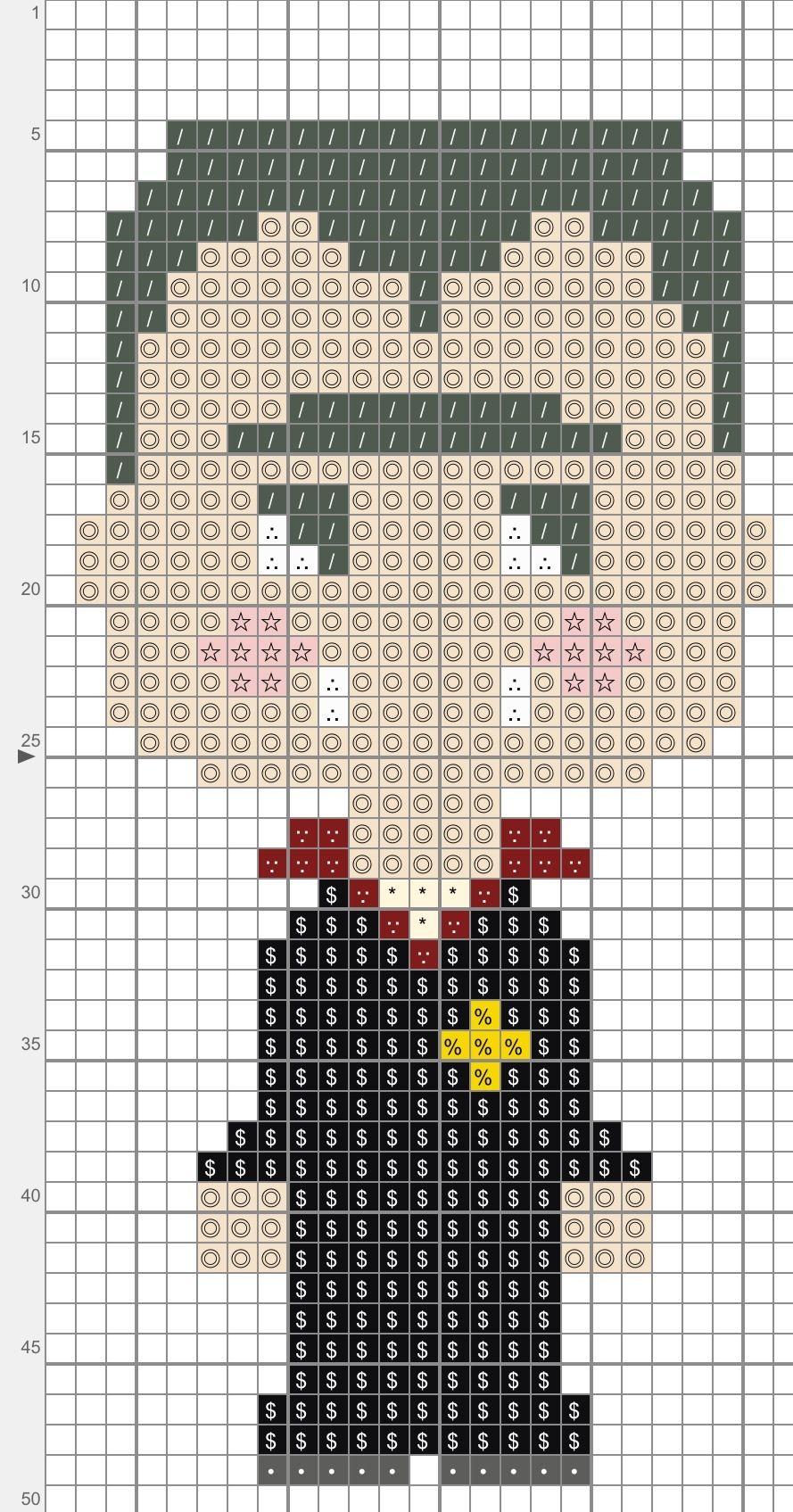 Free halloween cross stitch patterns | Punto de cruz, Puntos y Halloween