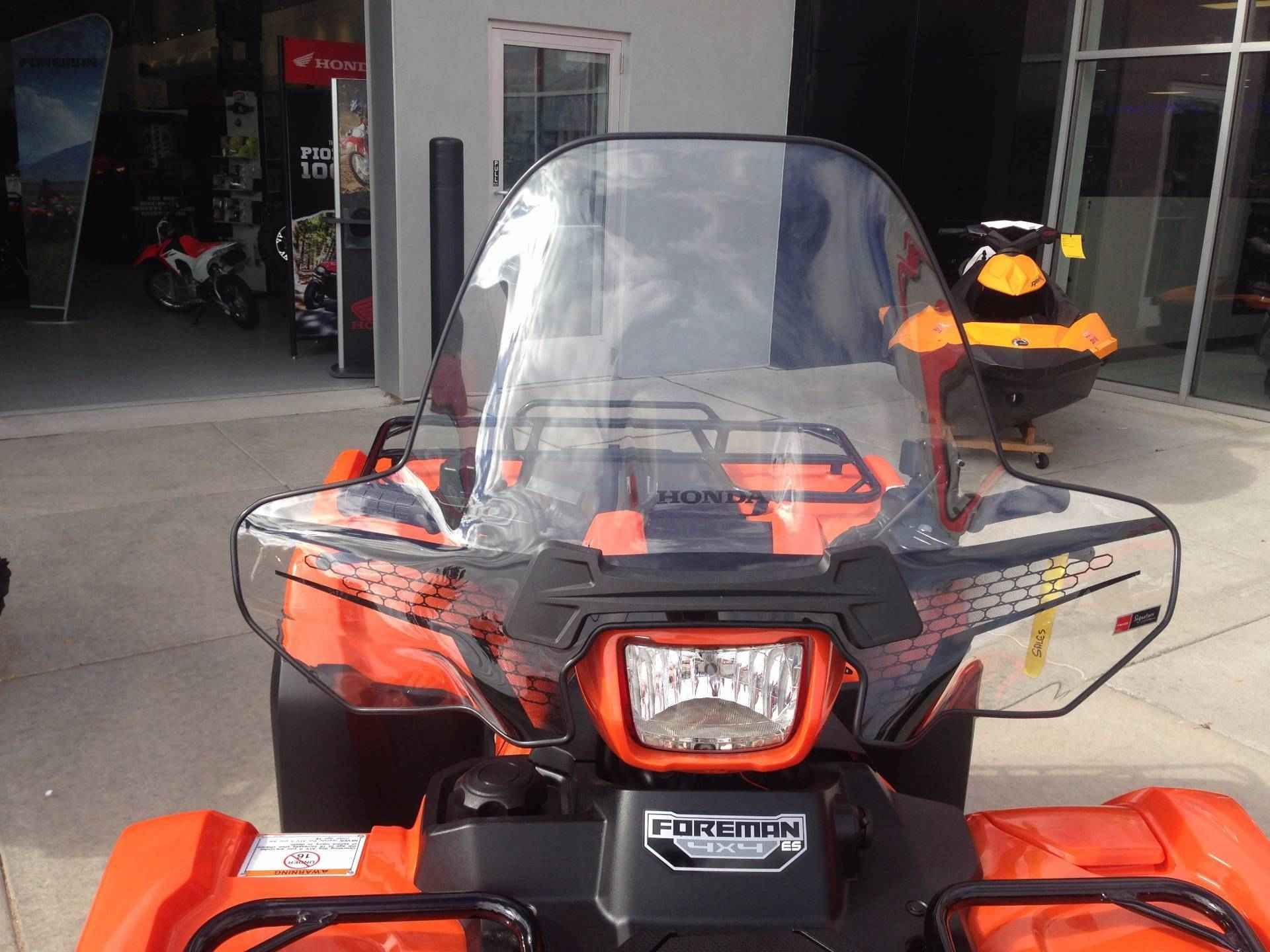 New 2016 Honda FourTrax® Foreman® 4x4 ES ATVs For Sale in Wisconsin.