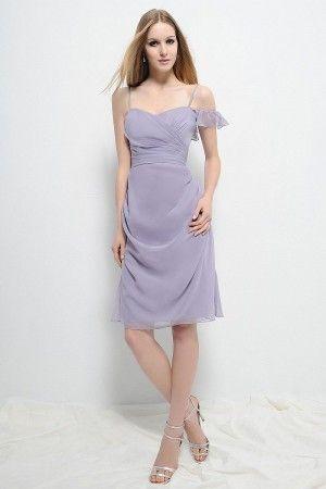 Neu Stil Prinzessin Herzförmig Abendkleider Brautjungfernkleid ...