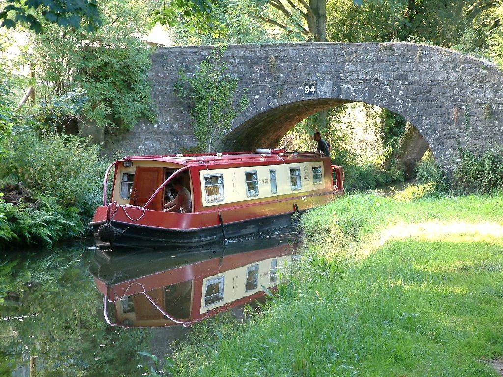 Monmouthshire & Brecon Canal - Wales