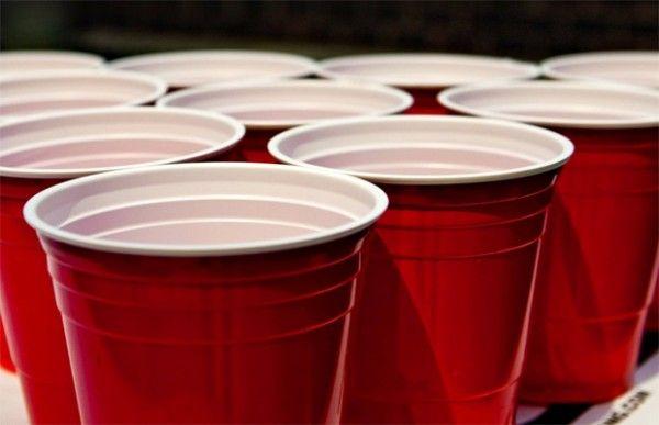 Para Que Sirven Las Rayas De Los Vasos Rojos De Plastico