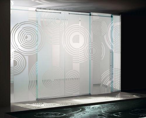 Doors & Sliding glass doors and partition | Clinic | Pinterest | Glass ...