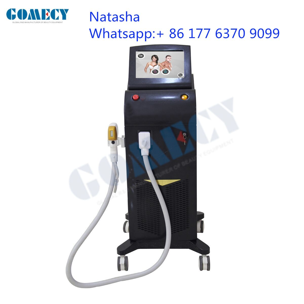 808nm diode laser hair removal machine. in 2020 Laser