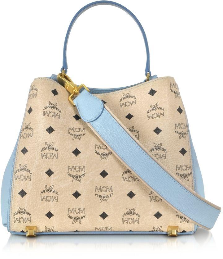 337934189b92f MCM Corina Visetos Small Shoulder Bag Handtaschen