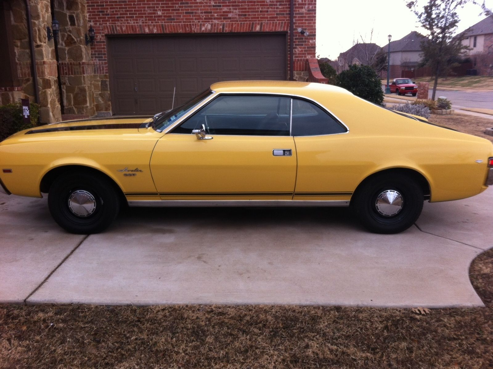 1968 Amc Javelin Sst Model Click To Find Out More Http
