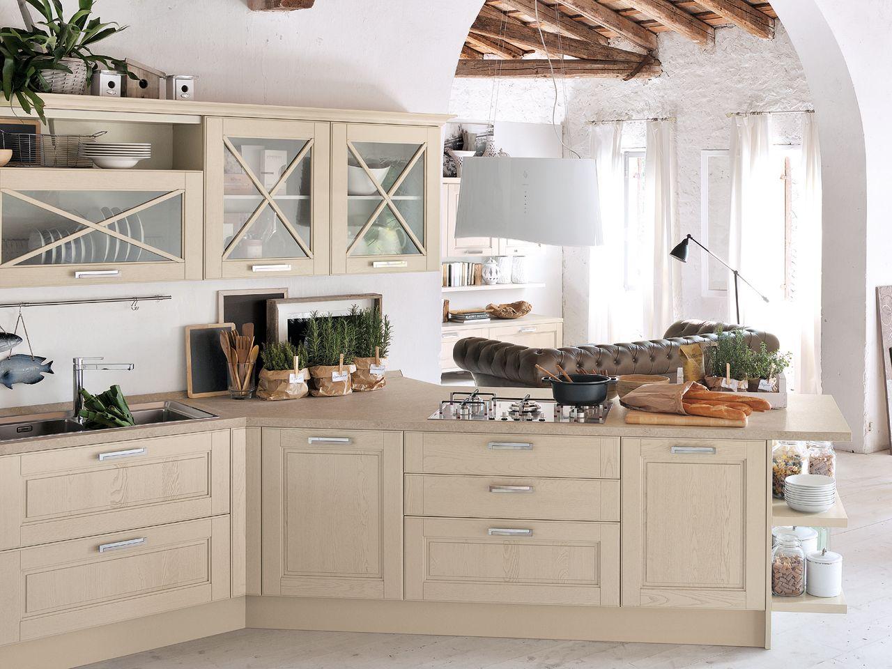 AGNESE - Cucina Lube Classica nel 2020   Idee per la ...