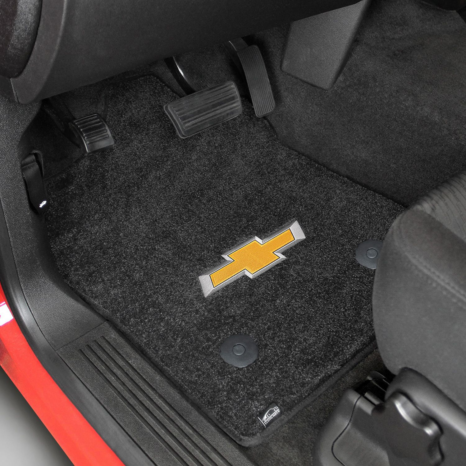 subwoofer youtube lloyd shaker mat carpeted lloyds watch trunk with car mustang black mats logo shelby