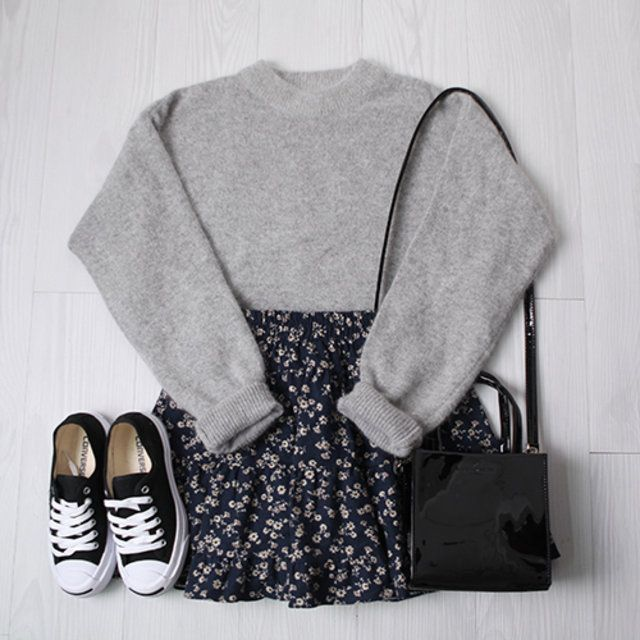 nice Korean Daily Fashion by http://www.globalfashionista.xyz/korean-fashion-styles/korean-daily-fashion-11/