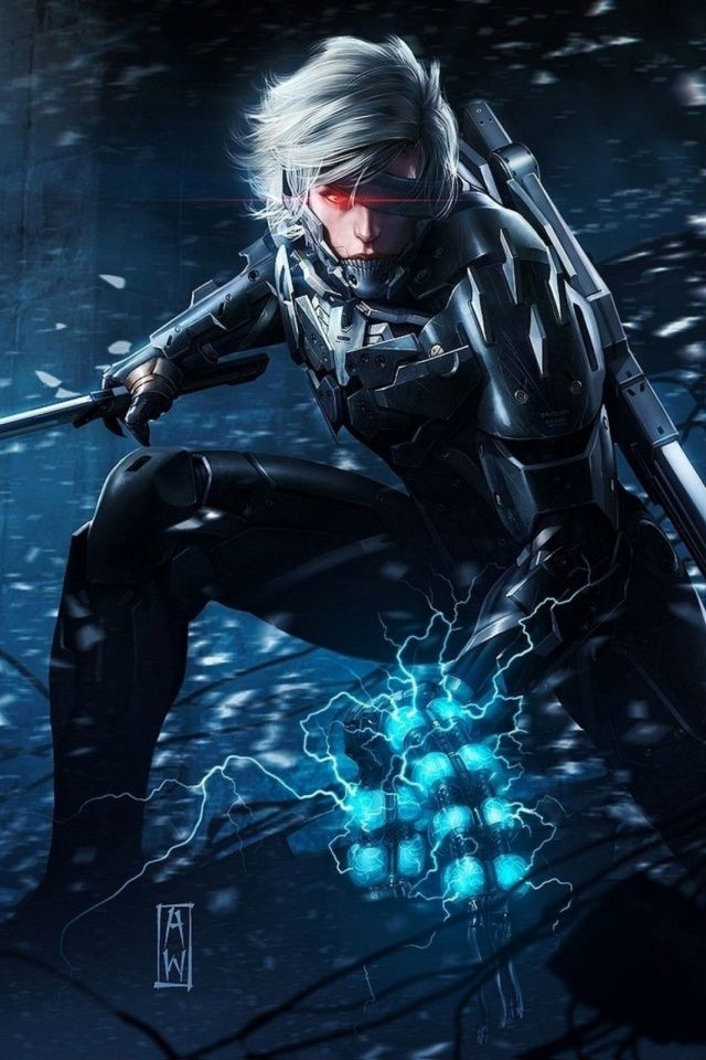 Metal Gear Rising Revengeance Mobile Wallpaper Mobiles Wall Metal Gear Rising Metal Gear Metal