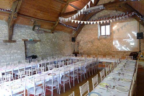 Weddings Mells He Barn