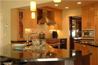 Classic Contemporary Kitchendonald Hochheiser Cr Of Kitchen Fascinating Kitchen Design By Ken Kelly Decorating Design