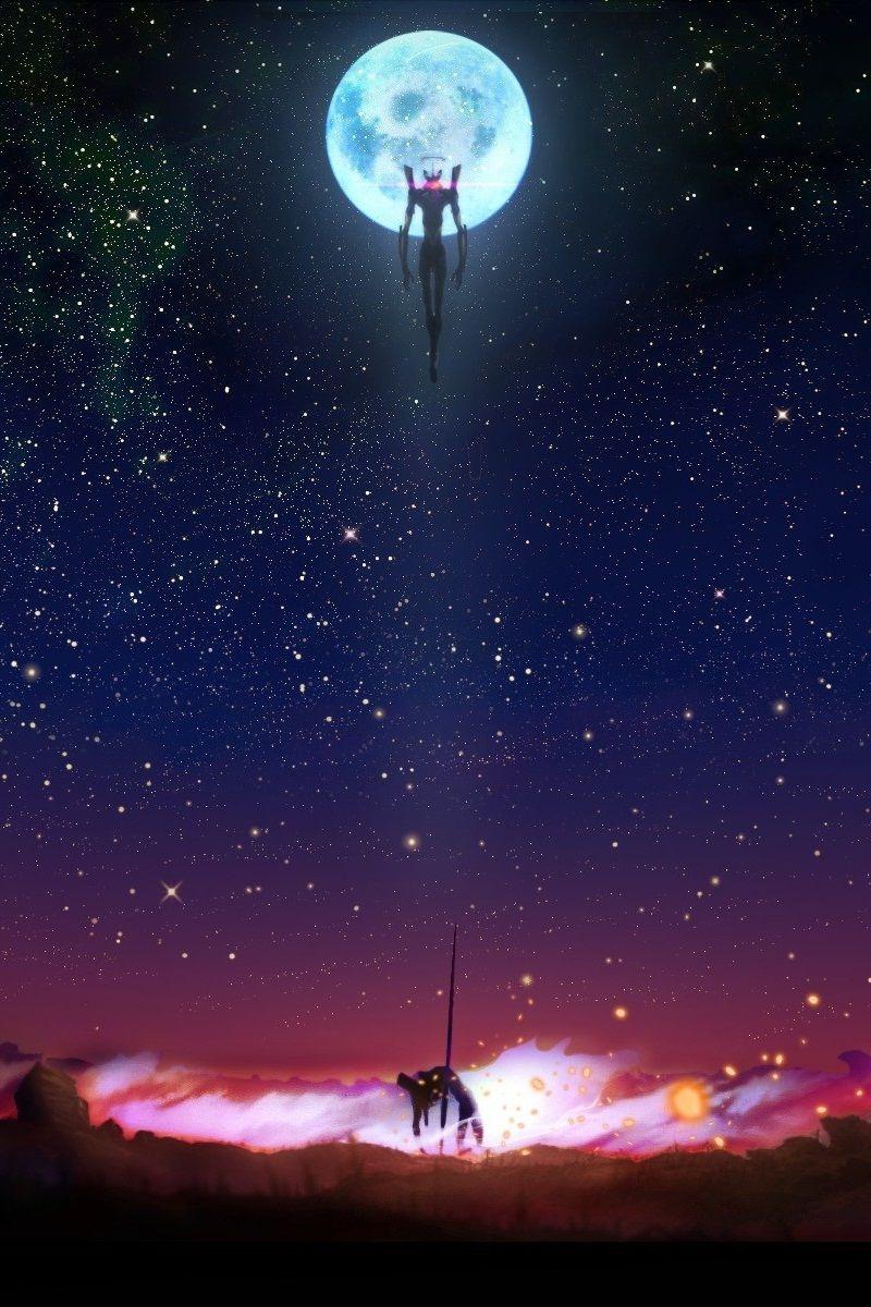 Evangelion's Epic Moments 新世紀エヴァンゲリオン, Sf 背景, エヴァンゲリオン イラスト
