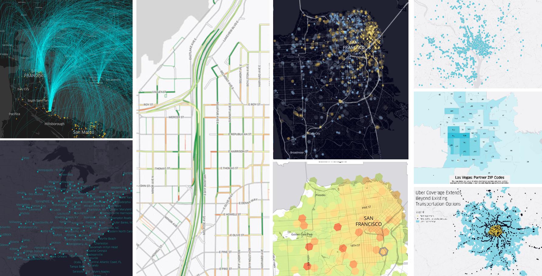 Crafting DataDriven Maps Case study design, Map, Data