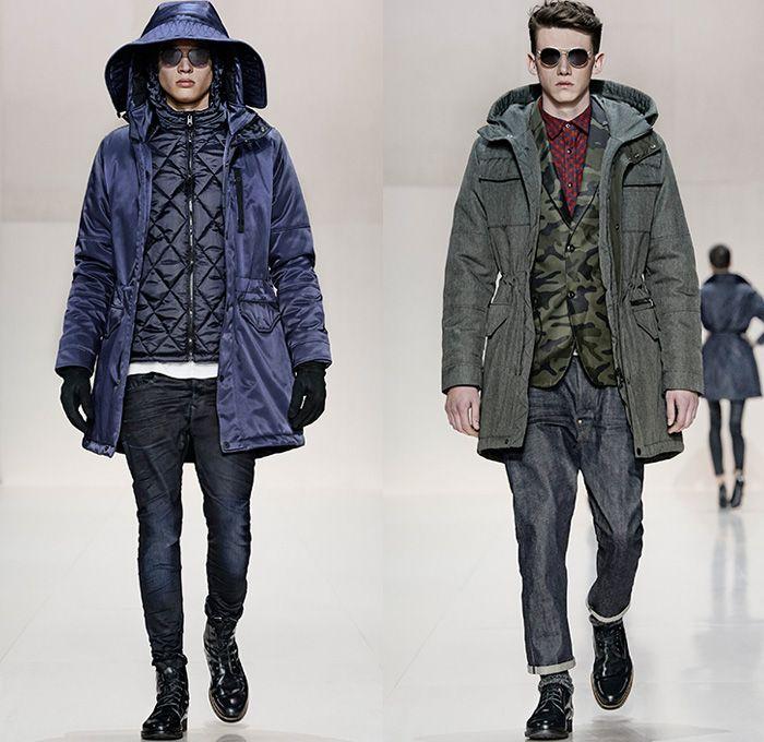 01a Verdem Patrol Parka Fibrick Hooded Jacket And 3301 Super Slim Denim Jeans 01b Rackler Hooded Pa Denim Jeans Fashion Most Stylish Men Raw Denim Jeans