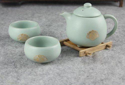 celadon tea set - Google Search