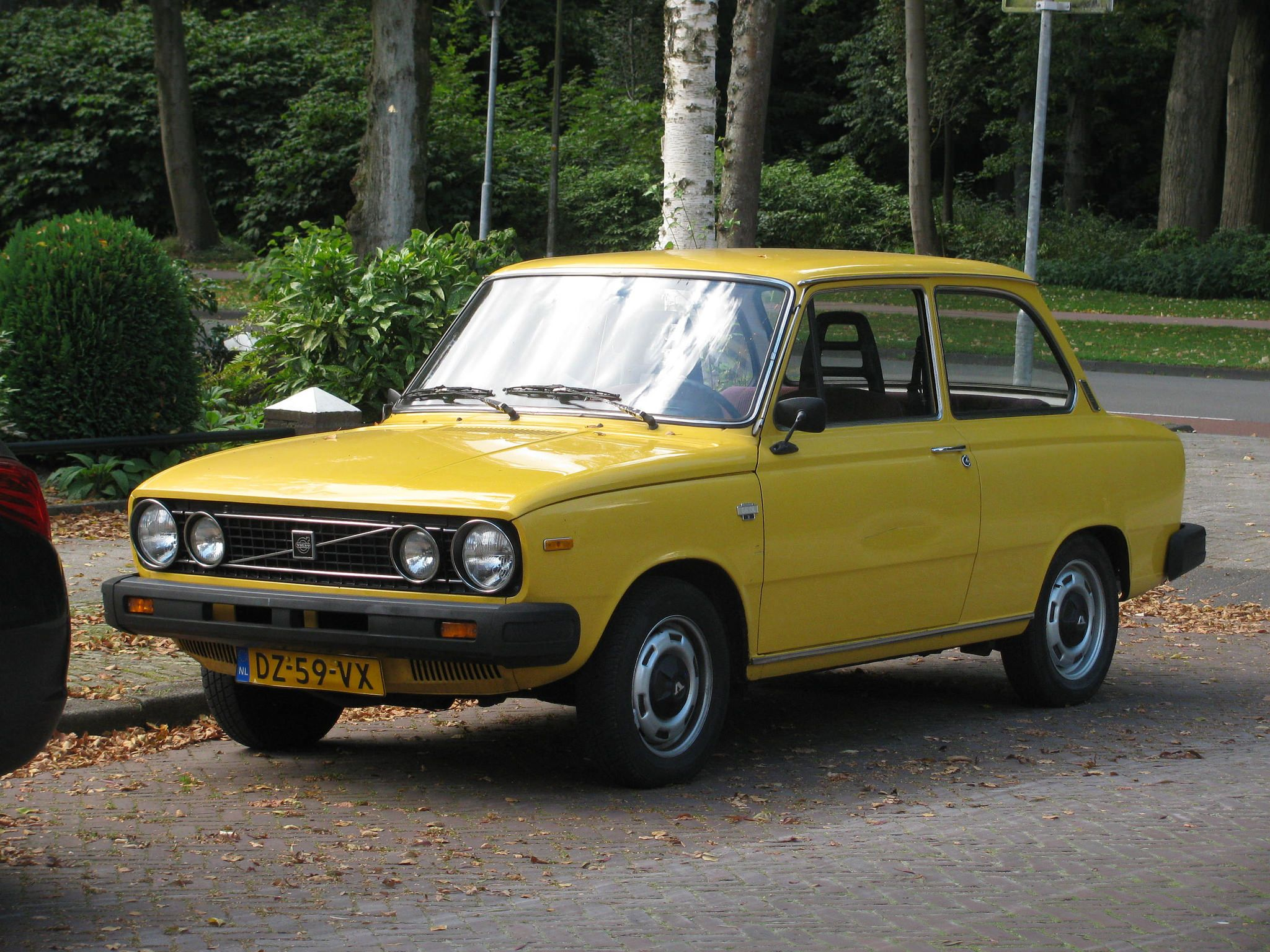 Volvo 66dl 06 1979 Dz 59 Vx Oldtimers