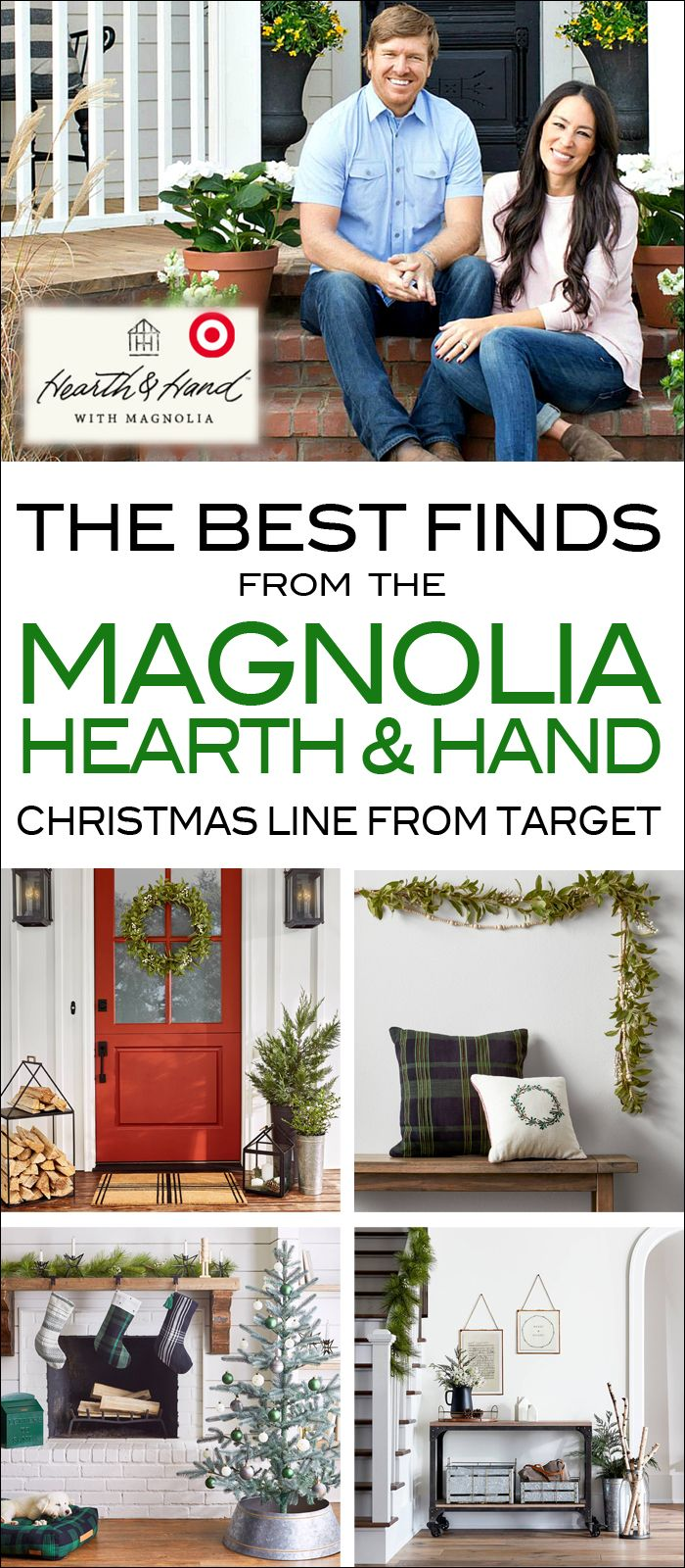 Magnolia Christmas Decor from Target - Best Finds!
