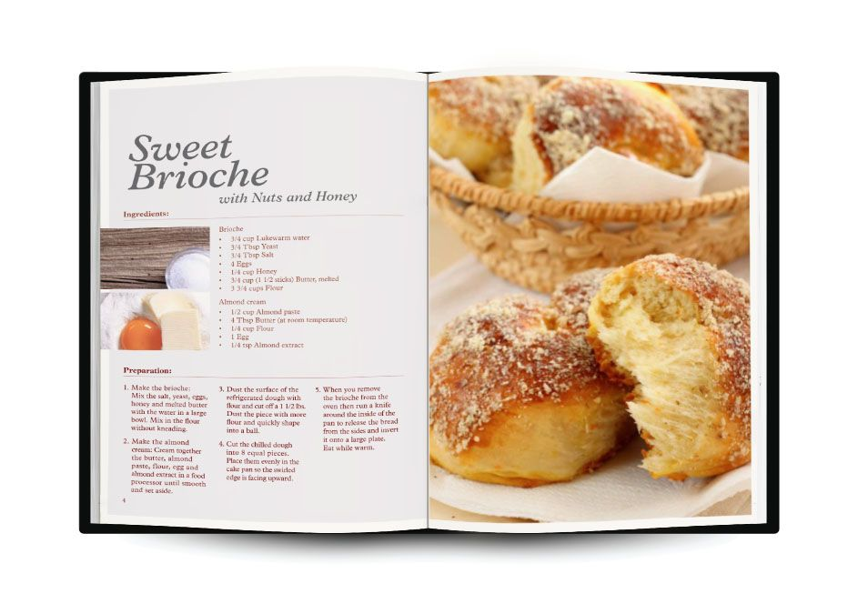 create recipe book using pages - Google Search | Recipe Book Pages ...