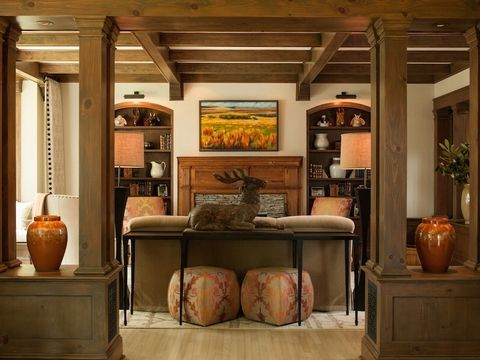 34 Cabin Chic Rooms That Will Inspire You To Hibernate This Winter