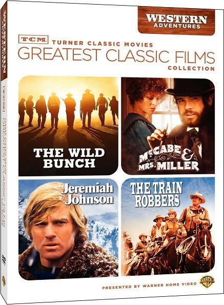 Warner TCM Greatest Classic Films: Western Adventures