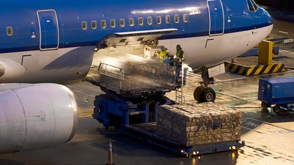 Chapman Freeborn on Air cargo, Cargo, Air