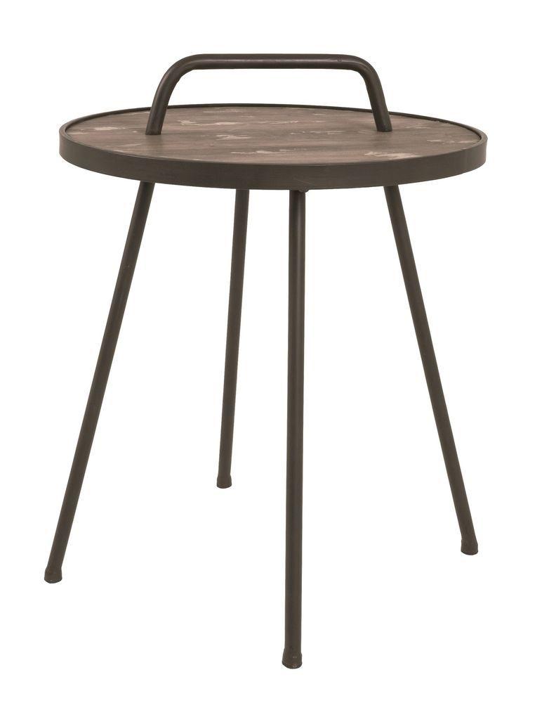 Beistelltisch Massivholz Serviertisch Beistelltische Nachttisch 50x65cm S27911…