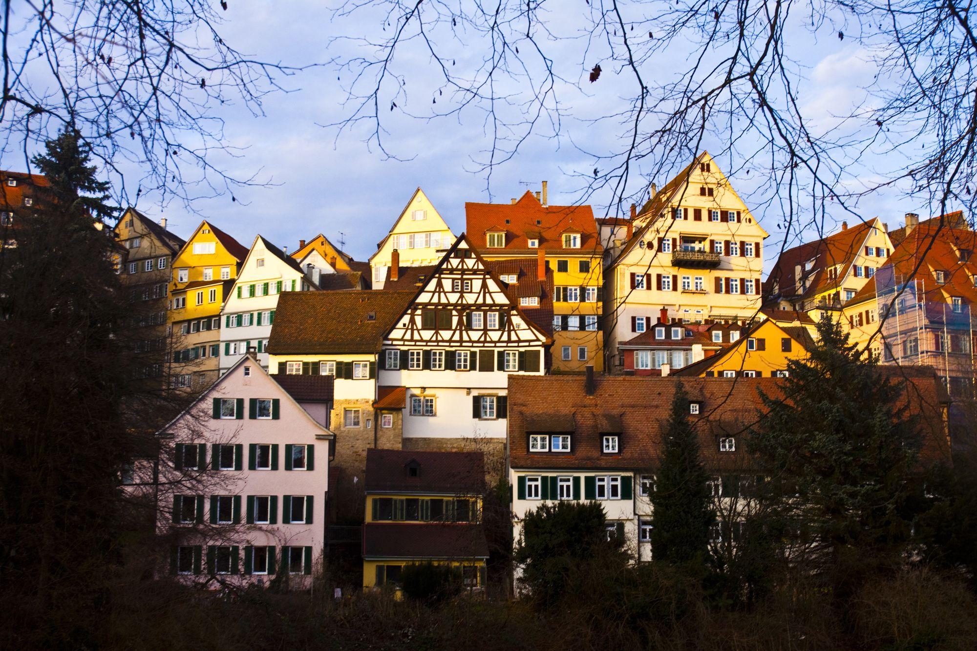 Reutlingen Germany Tubingen Travel Inspiration Germany