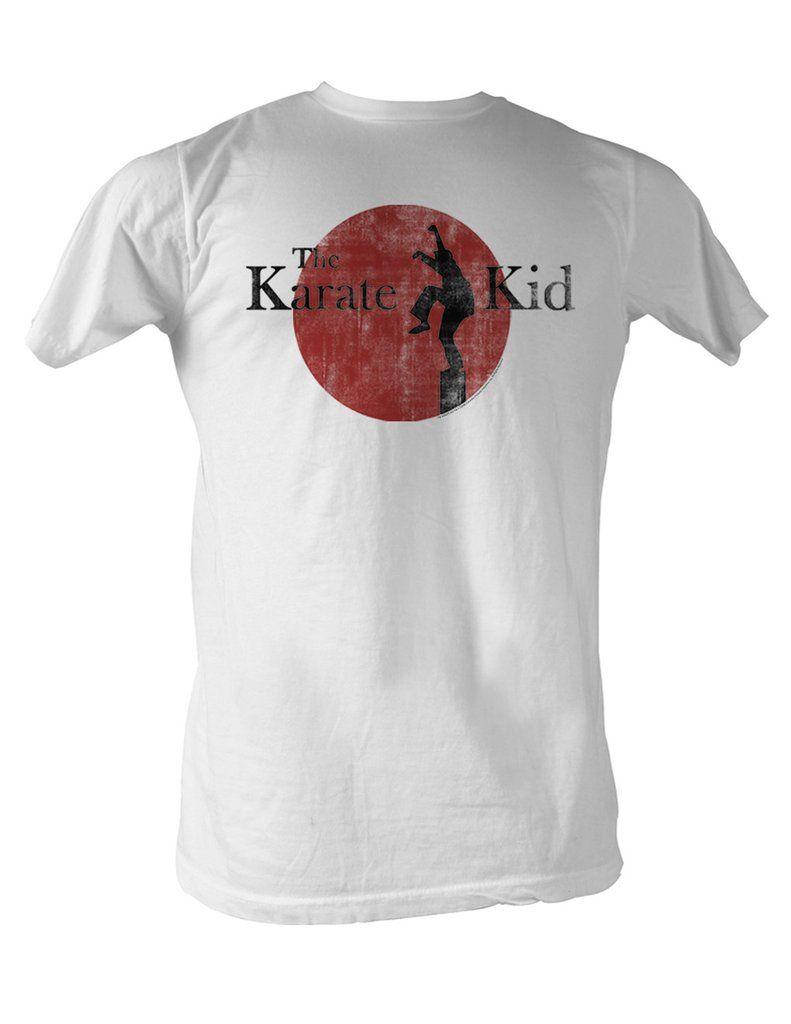 80s Logo Karate Kid T-Shirt