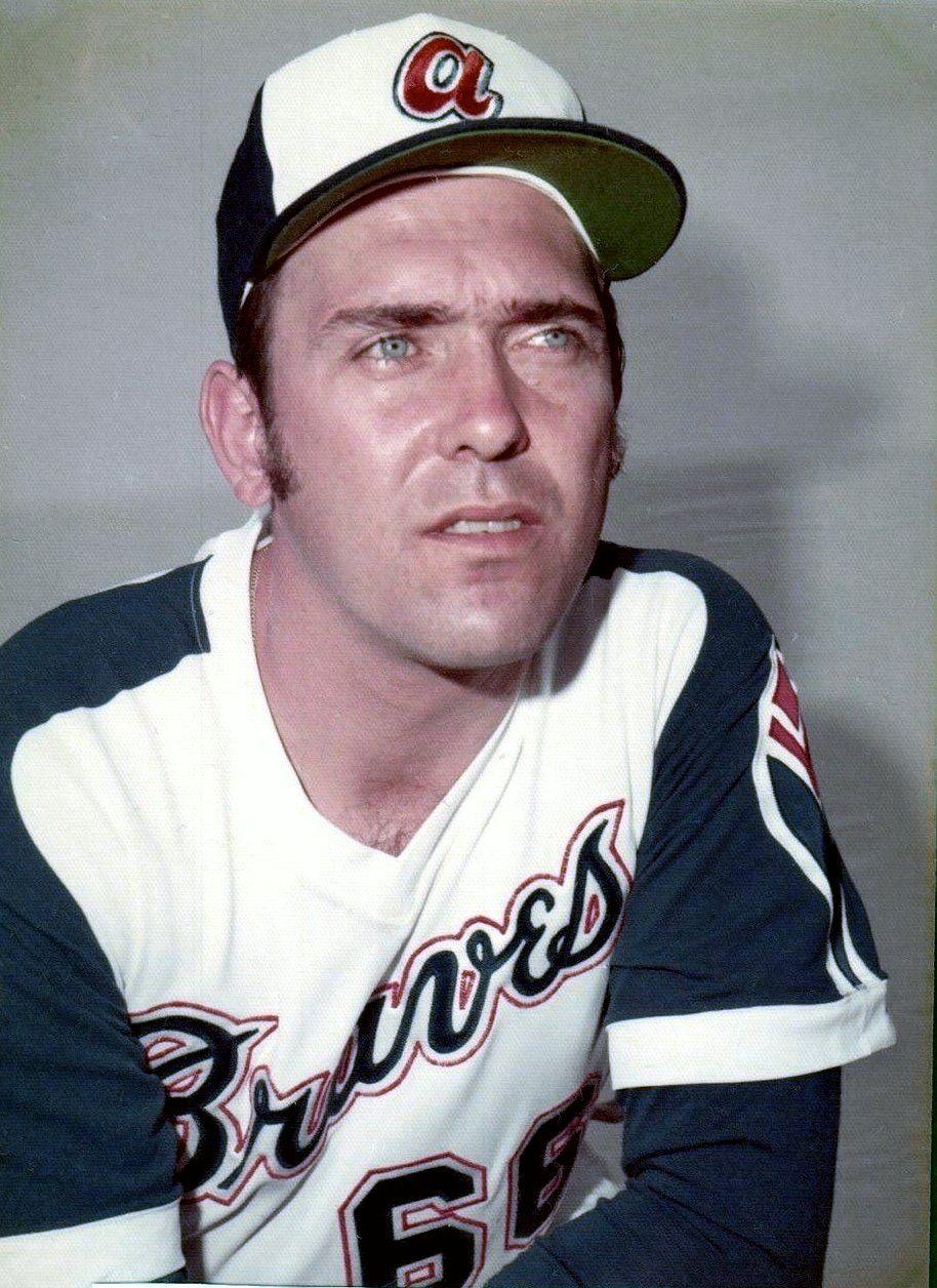 Curt Blefary Braves Baseball Atlanta Braves Chicago White Sox
