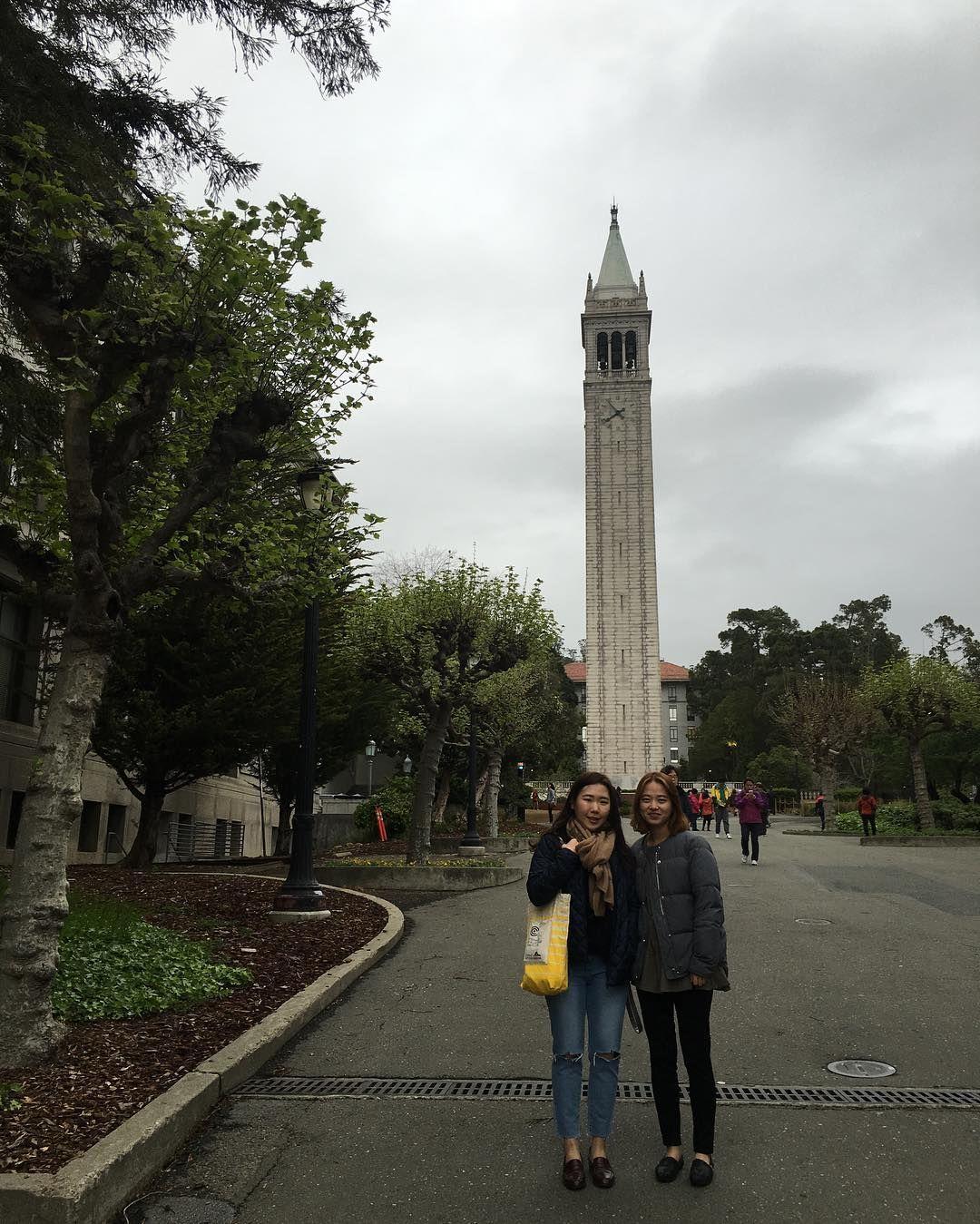 UC Berkeley 이대에서 맨날 중국인 봤는데.. 여기는 우리가 그분들 느낌일듯 #미국 #미국여행 #캘리포니아 #샌프란시스코 #셀스타그램 by seungyeonnii