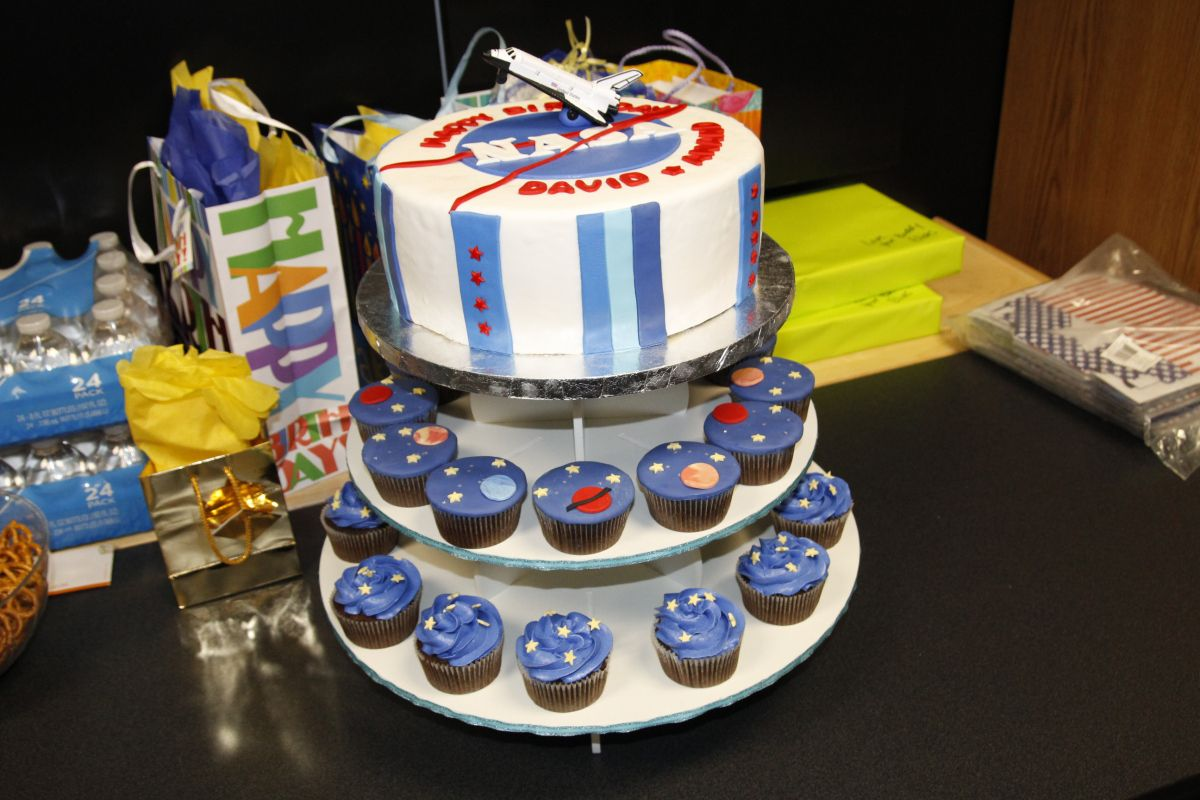 Nasa Space Cake Amp Cupcakes