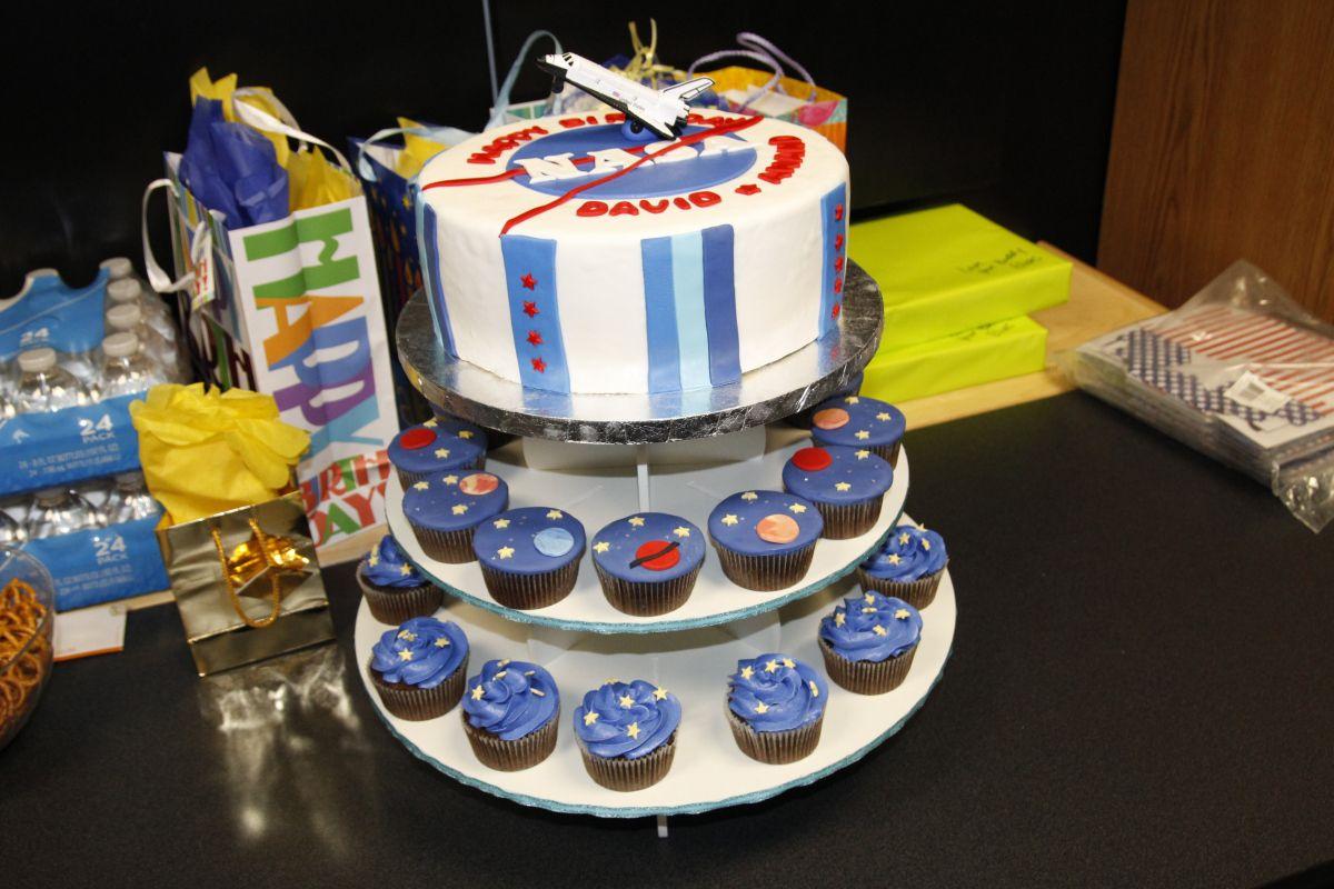 Nasa Space Cake Amp Cupcakes