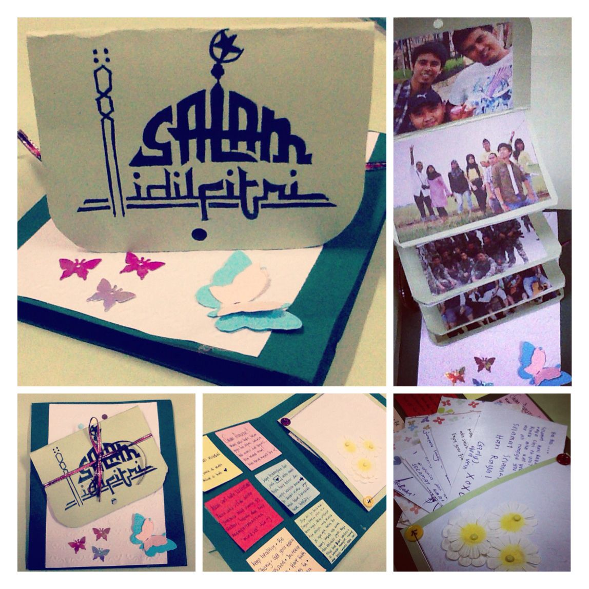 an eid fitri wishes  eid cards cards handmade cards