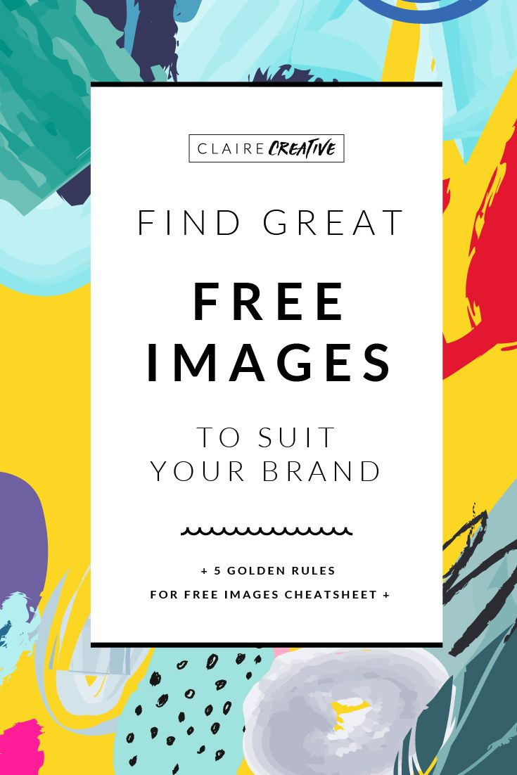 A good image on your site can grab attention, encourage sharing, communicate concepts…. so you wanna' get it right.So where to start? (+ Free downloads).