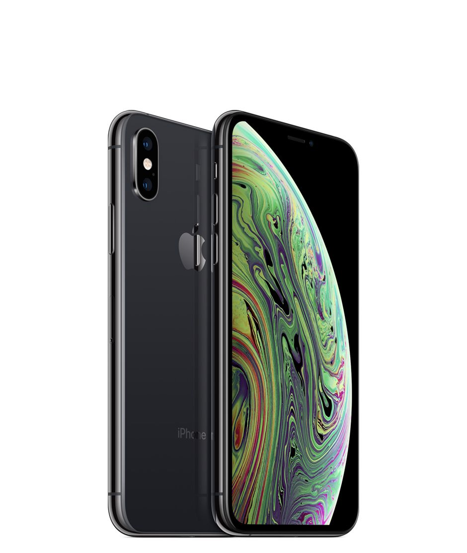 Model Iphone Xs Color Space Gray Black Capacity 64gb Iphone
