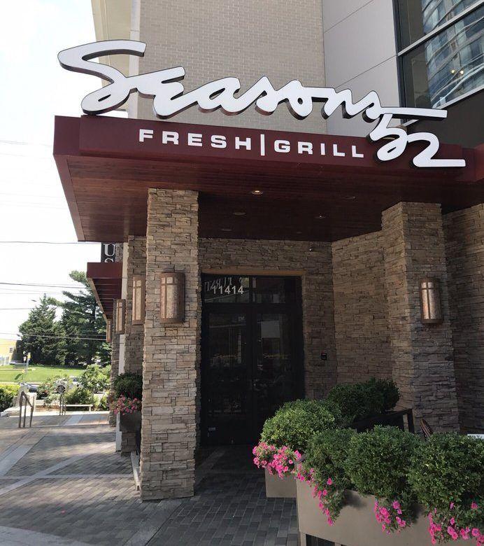 Summer Dining At Seasons 52 North Bethesda Md Restaurant Review Chryssvi Seasons 52 Restaurant Review Summer Dining