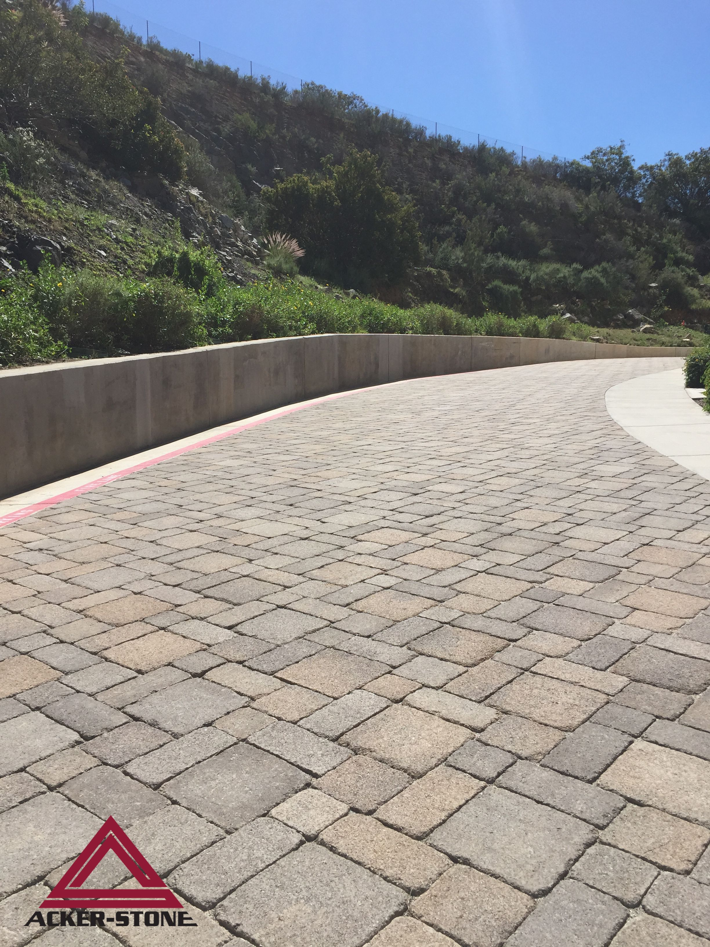 Beautiful Scenery Project And Pavers Product 6 X 8 12 All With No Chamfer Color Talega Blend Tm Finish