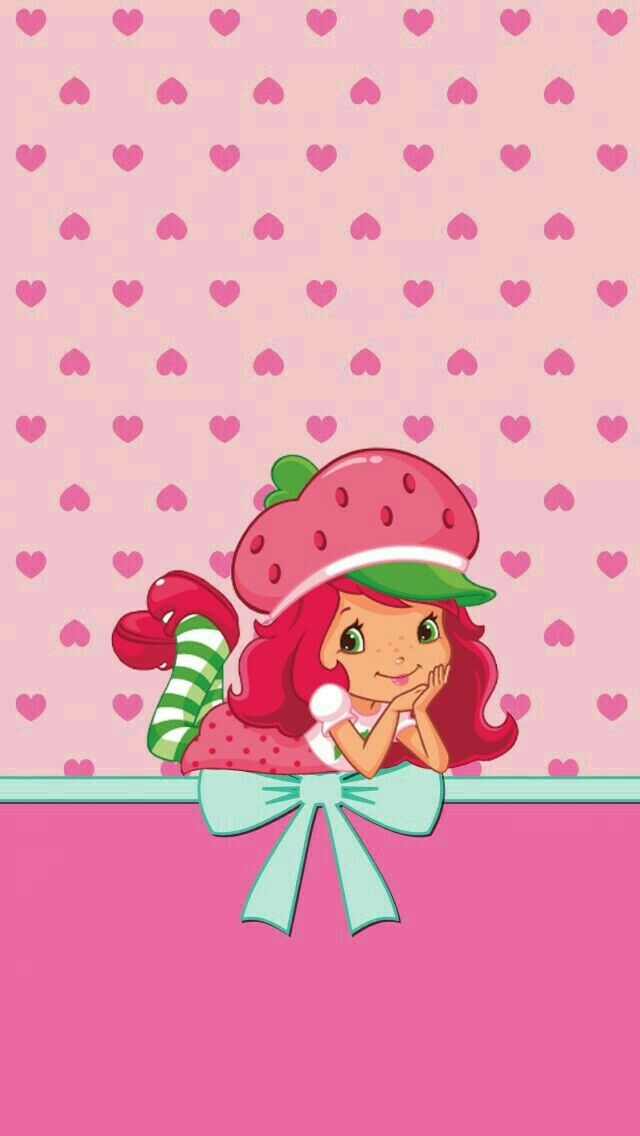 Image Result For Strawberry Shortcake Wallpaper