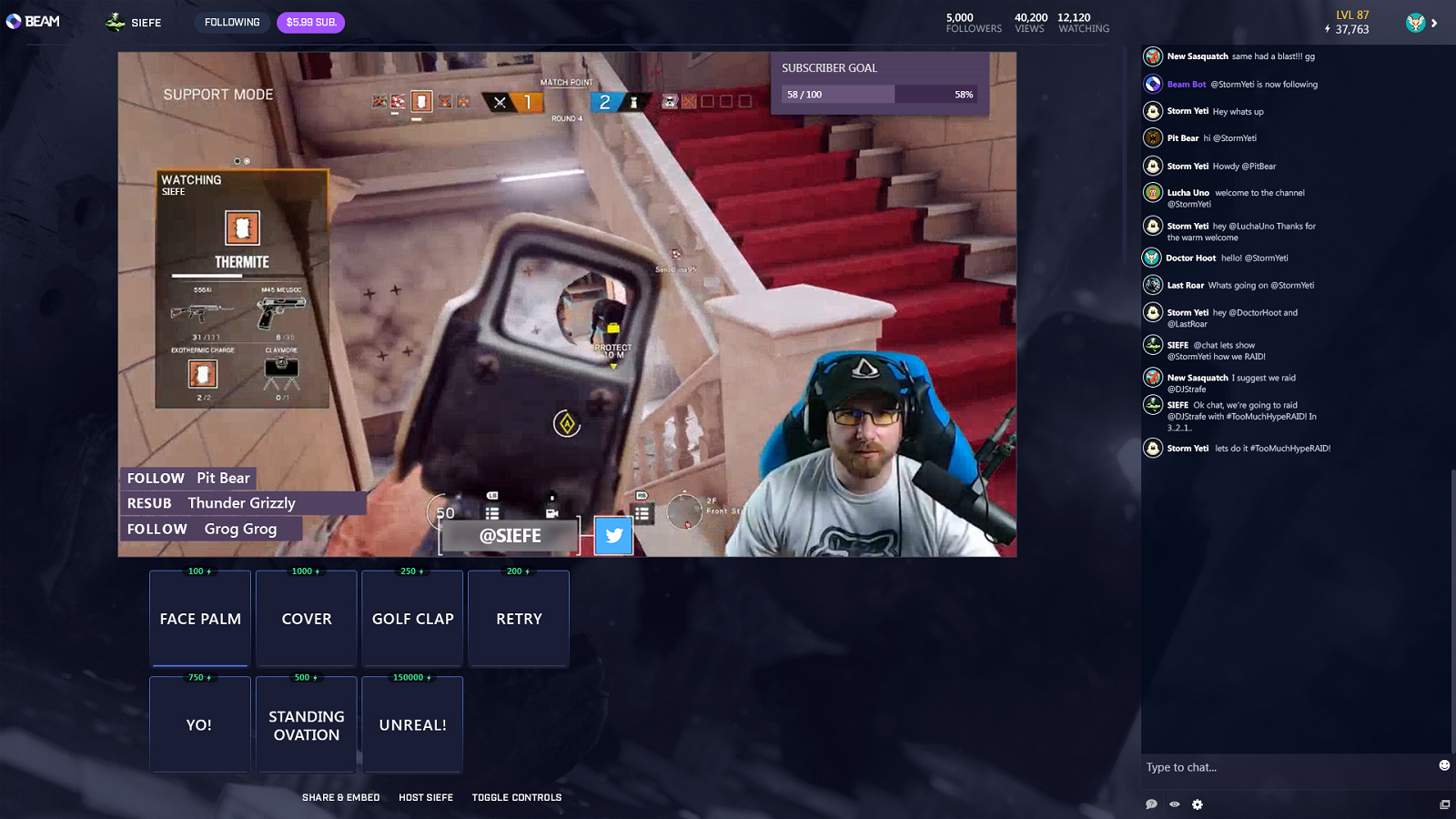Microsoft's Beam game streaming app will be available for