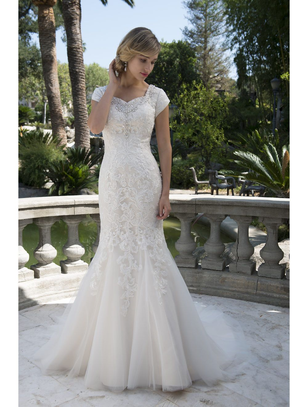 Cheap modest wedding dress, Buy Quality wedding dress directly from ...