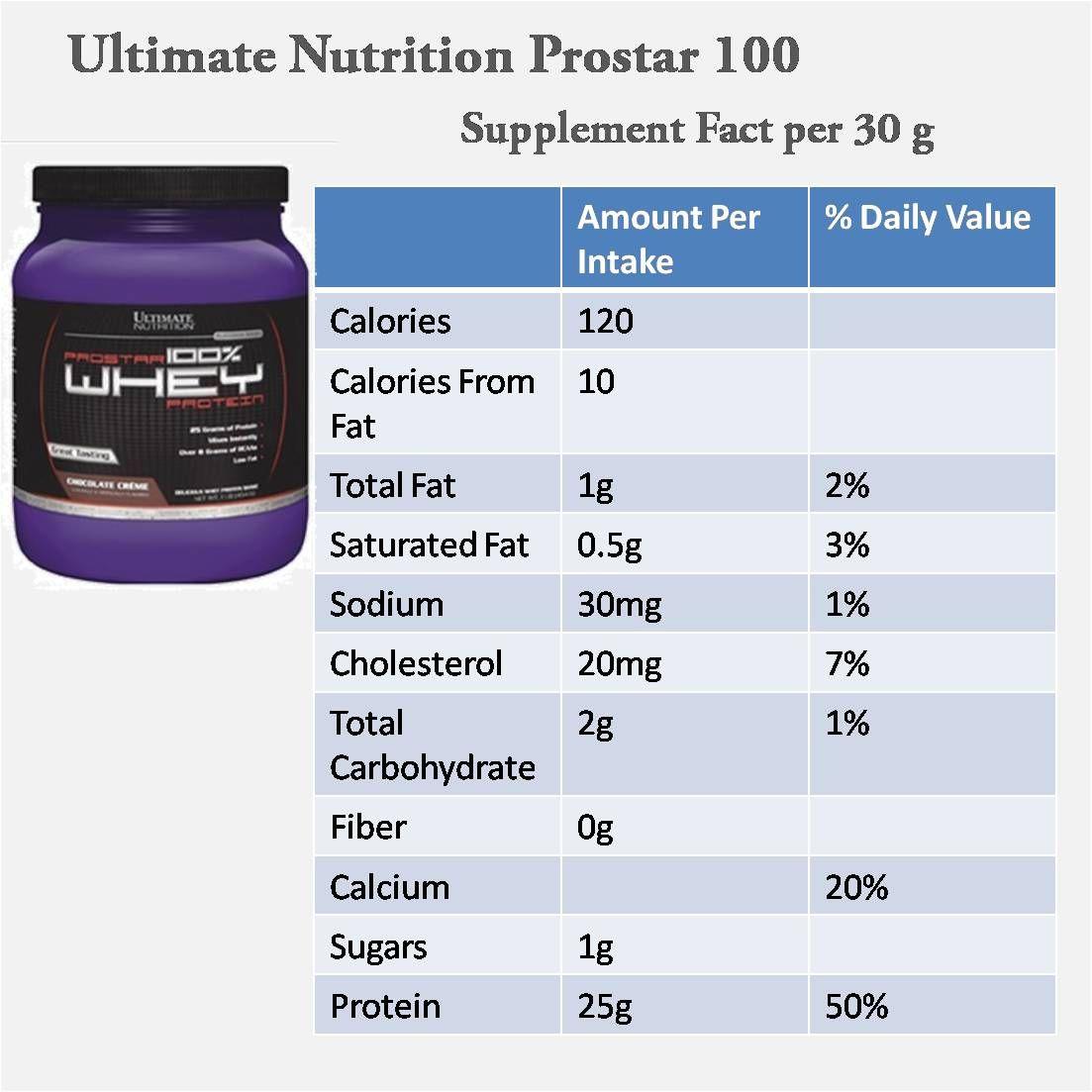 aee3e56fe ultimate nutrition prostar 100 whey protein 450 Gm http   www.khelmart.
