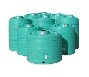 1000 Gallon Plastic Water Storage Tank Enduraplas Evt1000wo Water Storage Tanks Water Storage Water Tank