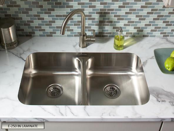 No Lip Undermount Sink In Laminate Countertops Floform