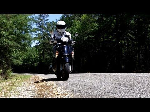 how to ride a motorcycle for the very first time