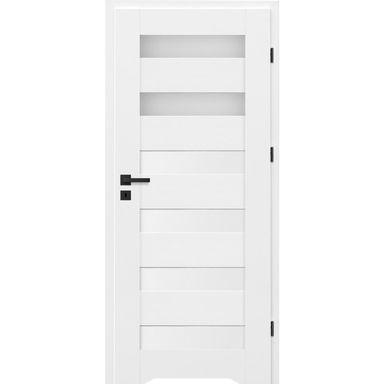 Skrzydlo Drzwiowe Talana Biale 80 Prawe Nawadoor Drzwi Wewnetrzne W Atrakcyjnej Cenie W Sklepach Leroy Mer Tall Cabinet Storage Locker Storage Tall Storage