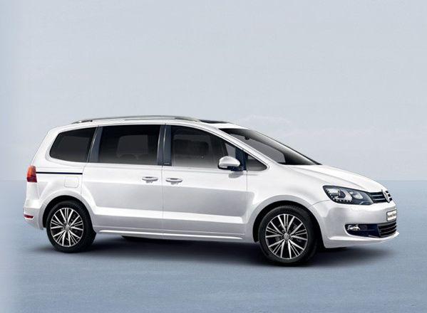 Volkswagen Sharan Allstar offre janvier 2017