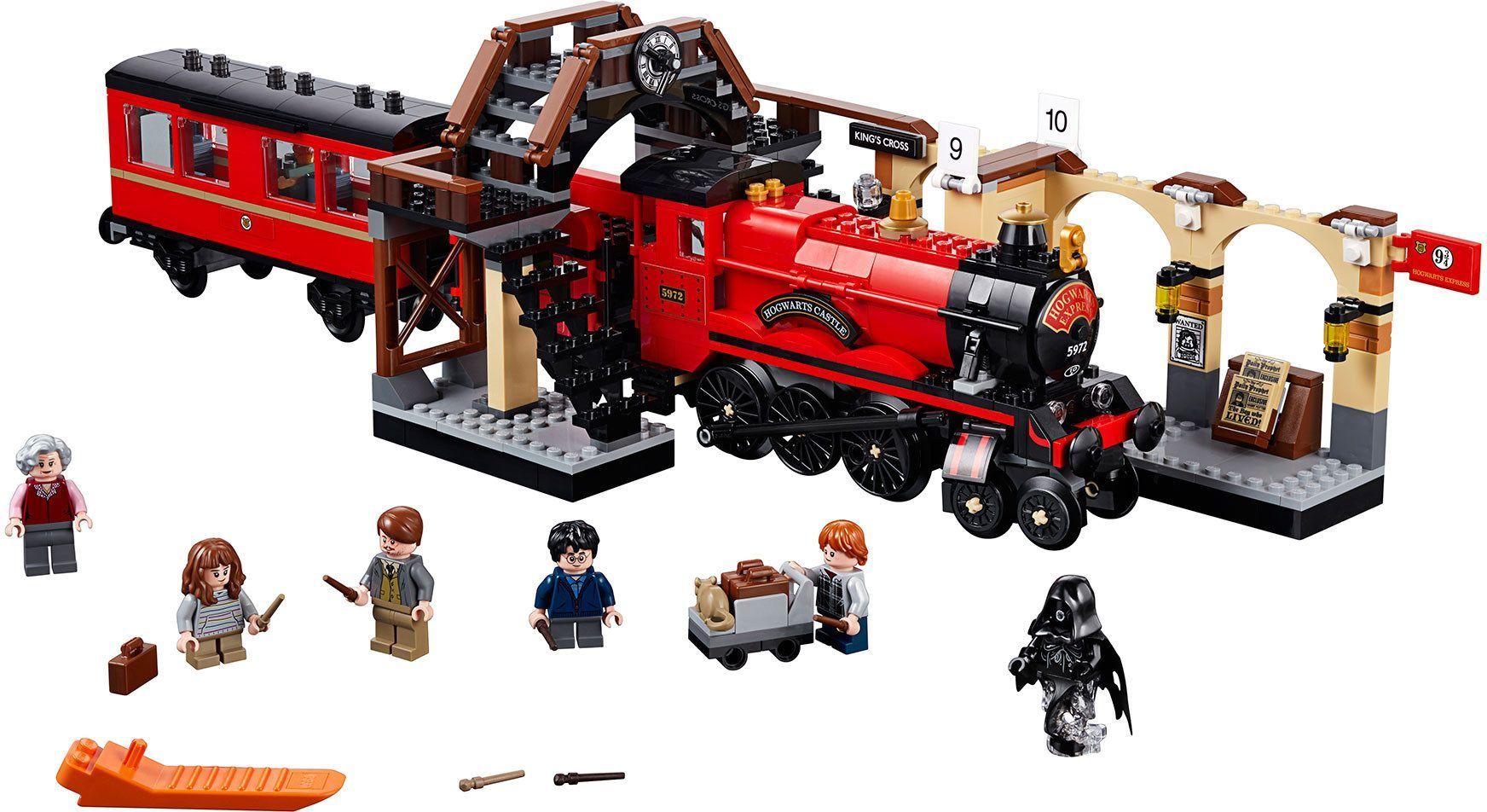 Lego Harry Potter Hogwarts Express 75955 Lego Hogwarts Harry Potter Lego Sets Hogwarts Express