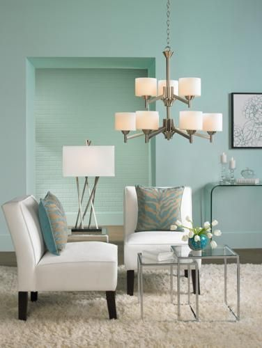 Shop By Room Room Details Lampsplus Com Aqua Living Room Paint Colors For Living Room Home Decor